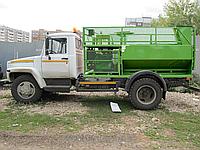 Оборудование гидропосева на базе ГАЗон NEXT, Газель или на прицепе