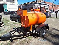 Прицеп-цистерна УДМ-1 (Битумоплавильная установка)