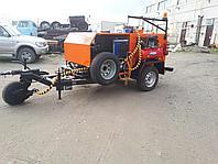 Заливщик швов самоходный прицепной УДМ-0,5