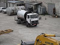 Автогуронатор на шасси МАЗ (Gutherm, Италия, аналог Massenza)