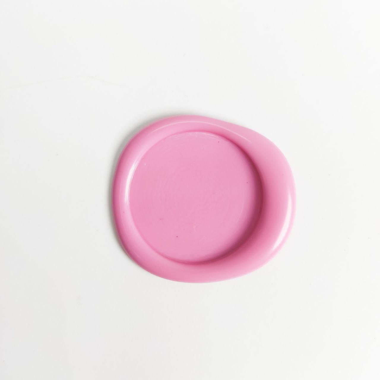Декоративный сургуч. Цвет - Розовой пудры, матовый.