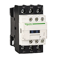 LC1D25M7 Контактор D 3P, 25А,НО+НЗ,220B,50/60ГЦ