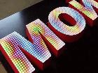 Объемные буквы с открытыми диодами, фото 2