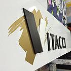 Псевдообъемные буквы из пластика, фото 3