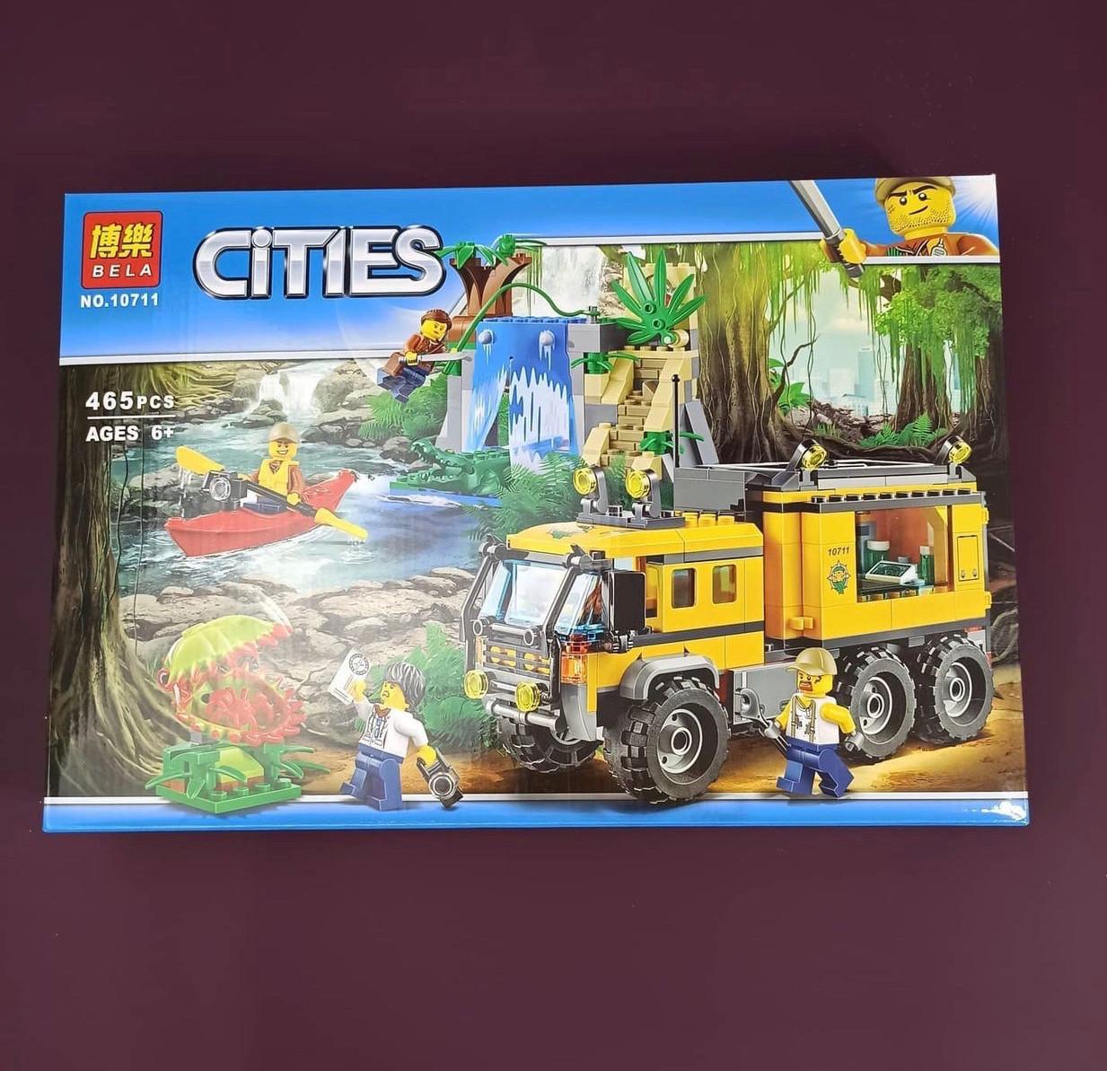 "Конструктор Cities ""Джунгли"""