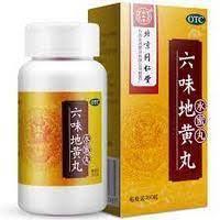 Таблетки для Печени и Почек Лю Вэй Ди Хуан Вань Liu Wei Di Huang Wan