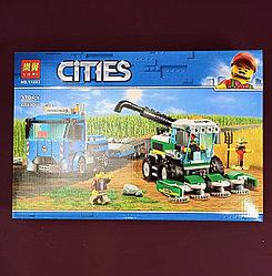 """Конструктор Cities """"Ферма"""""""