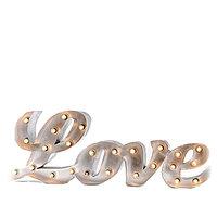 Декор настольный Love