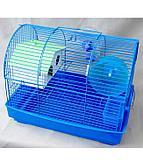 Клетка для хомяков и мелких грызунов размер 33*23*26