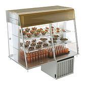 Витрина холодильная Atesy «Регата» ХВ-1500-1670-02