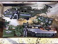 Набор военных машин