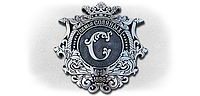 Фамильный герб, худ литьё, алюминий 368x400 мм под заказ