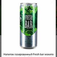 Мохито напиток,330 мл,жестебанка