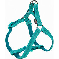 Softline Elegance шлейка для собак, XS–S: 30–40 cm/10 mm, ocean/petrol