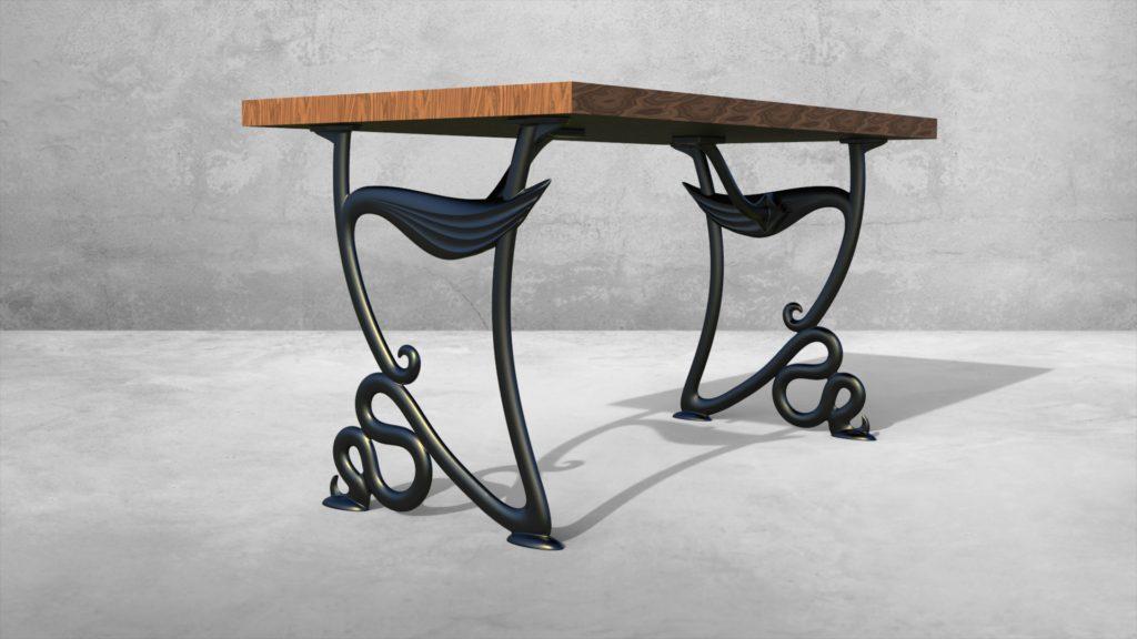 Подстолья Веронезе садовые столы