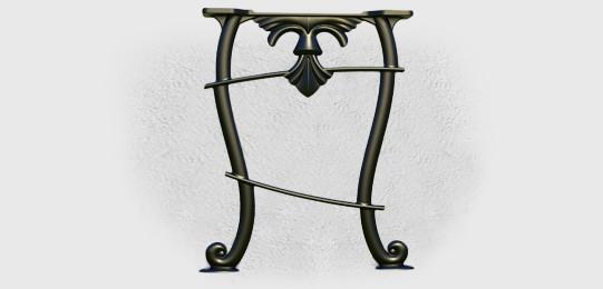 Подстолья Леонардо садовые столы - фото 2