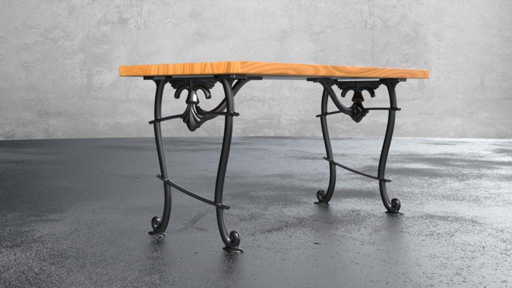 Подстолья Леонардо садовые столы - фото 1