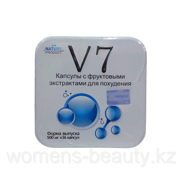 V 7 - Капсулы для похудения
