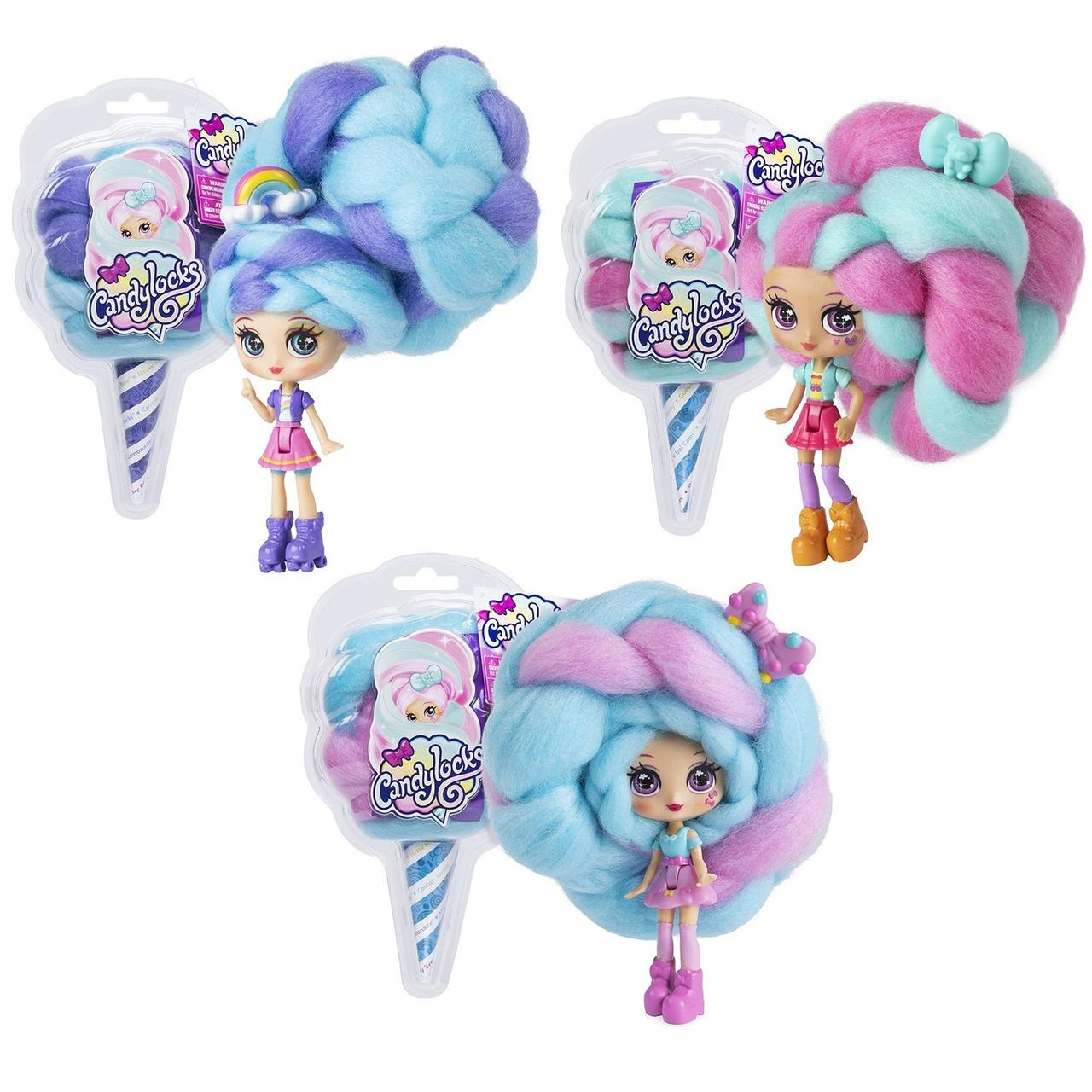 "Мини-куколка ""Candylocks"""