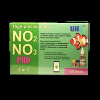 UHE NO2 & NO3 (нитриты и нитраты) PRO test