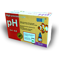 UHE pH 5,4-8,6 (кислотность) test