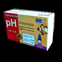 UHE pH 6,4-7,6 (кислотность) test