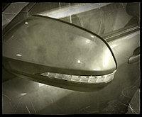 """Светлые """"бегающие"""" поворотники в зеркала для LADA Vesta / LADA Vesta Cross"""