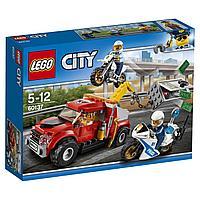LEGO City: Побег на буксировщике 60137