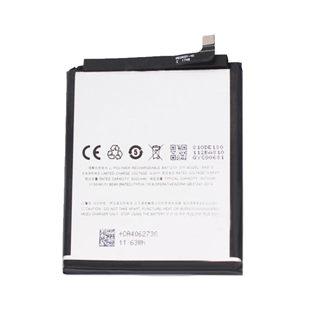 Аккумулятор Meizu BA810 M8C 3000mAh