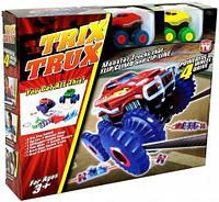 Канатный трек с машинкой TRIX TRUX (Большой набор)