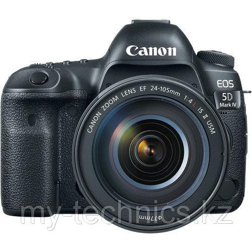 Фотоаппарат Canon EOS 5D MARK IV KIT EF 24-105MM F4 L II USM