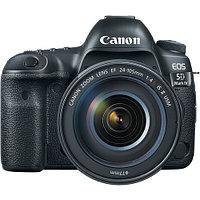 Фотоаппарат Canon EOS 5D MARK IV KIT EF 24-105MM F4 L II USM, фото 1