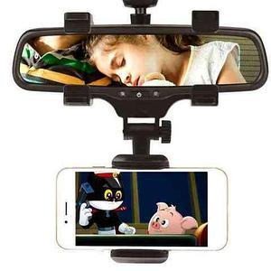 Держатель телефона на автомобильное зеркало 360x360 Design Car
