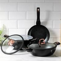Набор посуды Black Rose, 7 предметов