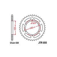 Звезда ведомая JT sprockets JTR855-47