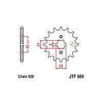 Звезда ведущая JT sprockets JTF569-16