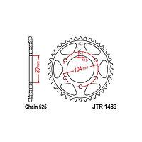 Звезда ведомая JT sprockets JTR1489-43