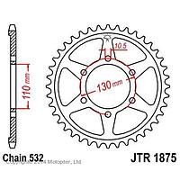 Звезда ведомая JT sprockets JTR1875-48