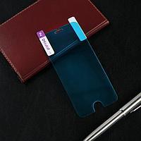 Защитное стекло Krutoff, для iPhone 6 /6S, гибридное, полный клей