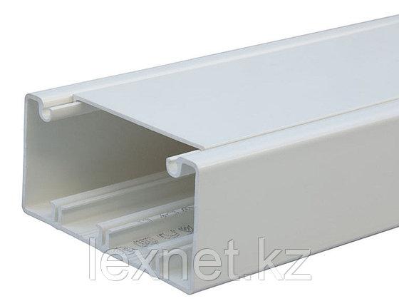 Кабель-канал 80х50, белый, фото 2