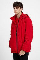 Куртка мужская Finn Flare, цвет красный, размер 3XL