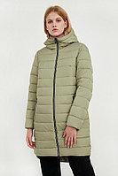 Пальто женское Finn Flare, цвет aloe (светло-зеленый), размер L