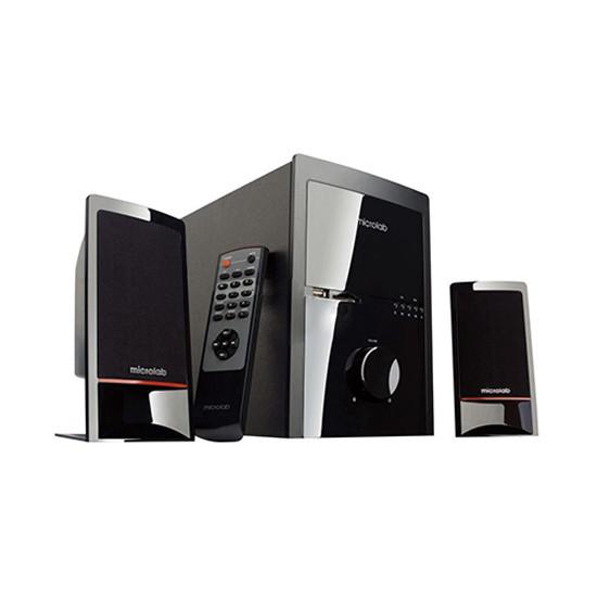 Акустическая система  Microlab  M-700U  2.1  Чёрный