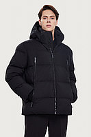 Куртка мужская Finn Flare, цвет черный, размер XL