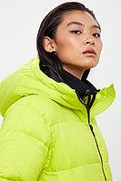 Пальто женское Finn Flare, цвет citron (желтый), размер XL