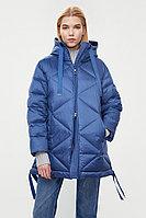 Куртка женская Finn Flare, цвет голубой, размер 5XL