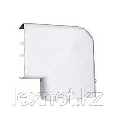 Угол плоский для кабель-канала 80х35/80х50
