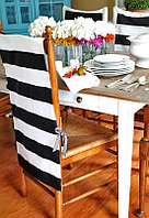 Чехлы на стулья интересных дизайнов