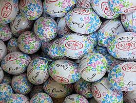Яйцо шоколадное Rovelli (Белые) 1 кг