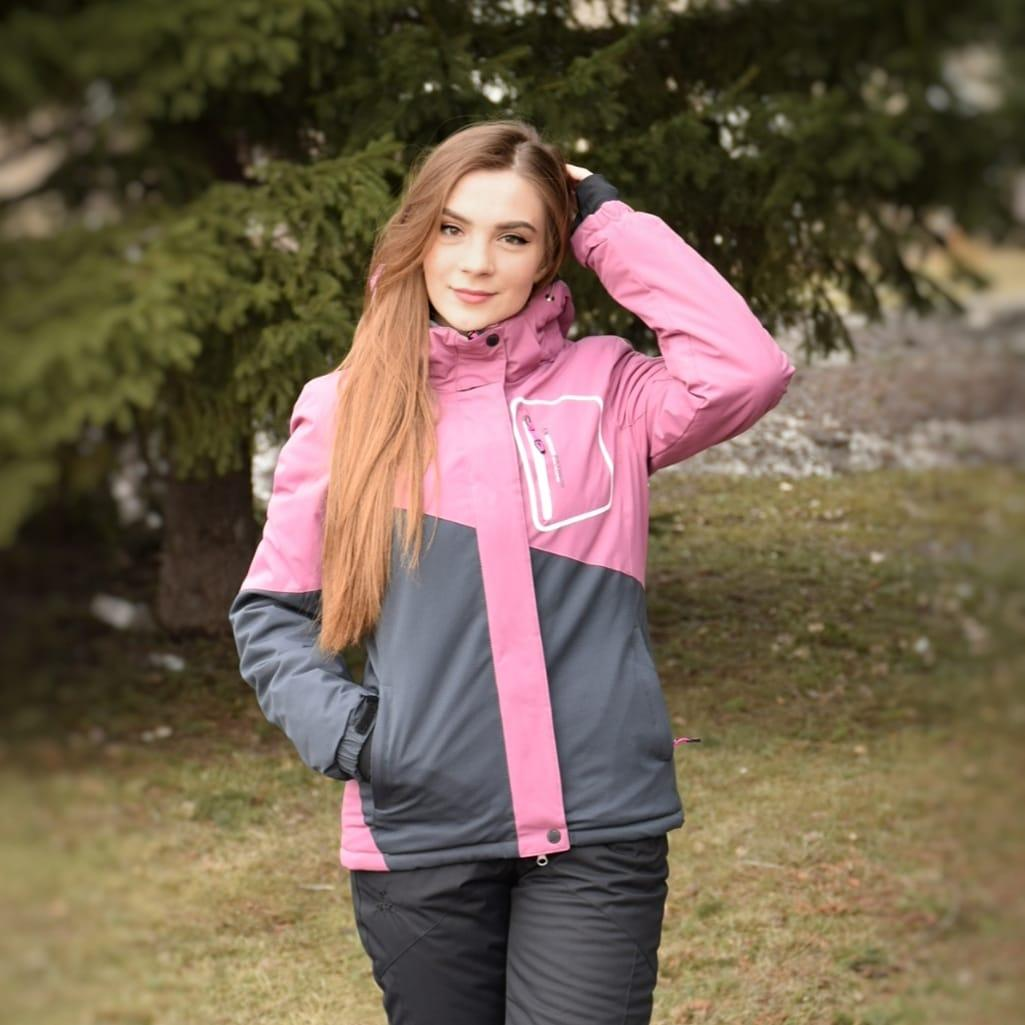 Женский горнолыжный костюм